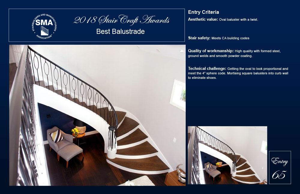 Staircraft Award Entries Hit Record High