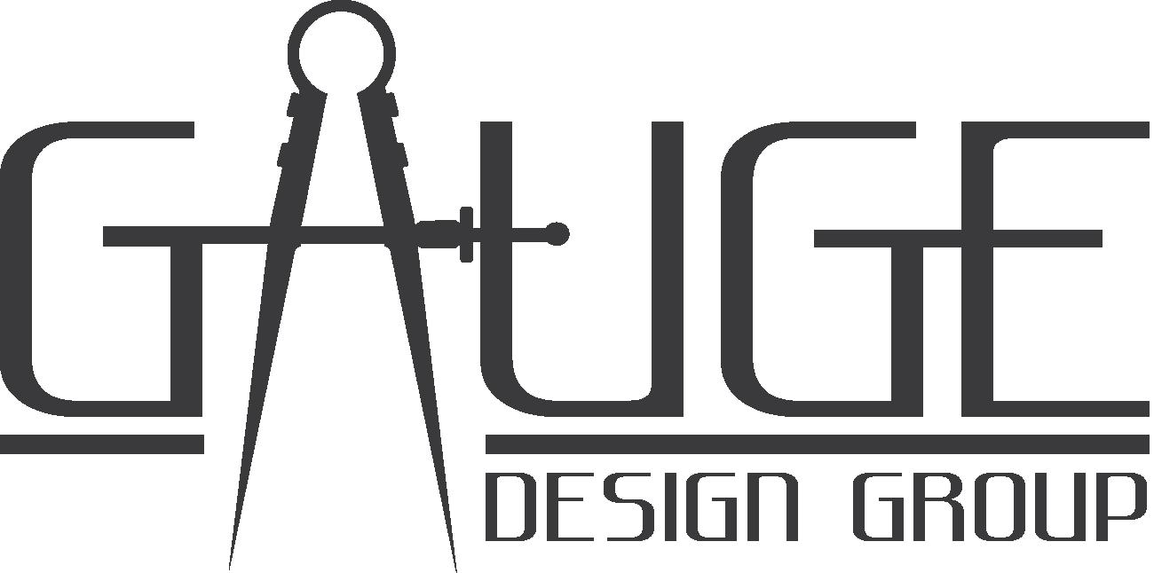 Gauge Design Logo