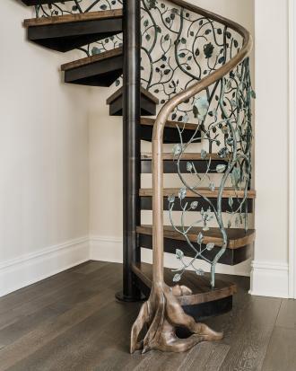 Best Balustrade by Heartland Stairways