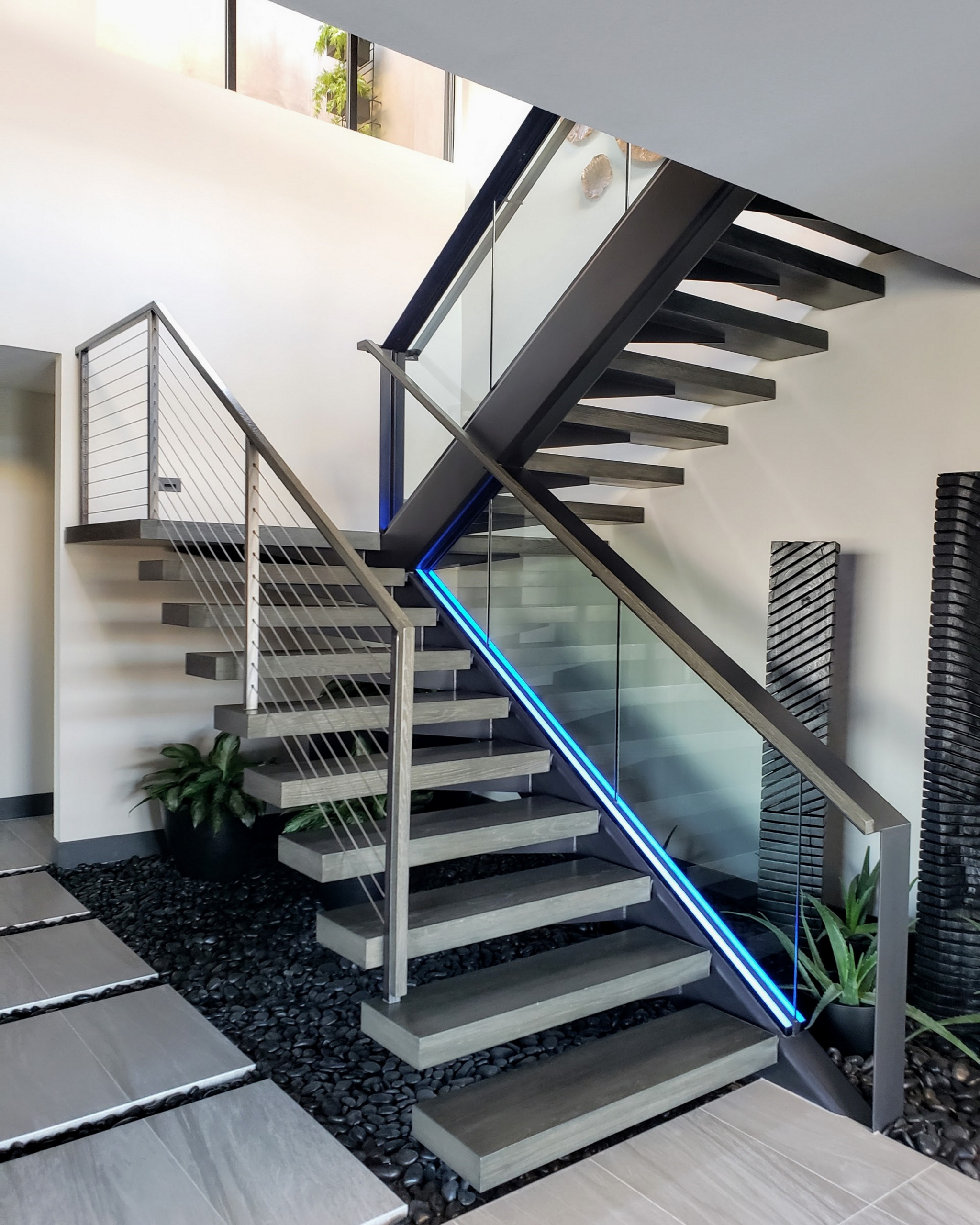 Best Production Stairway by JD Stairs
