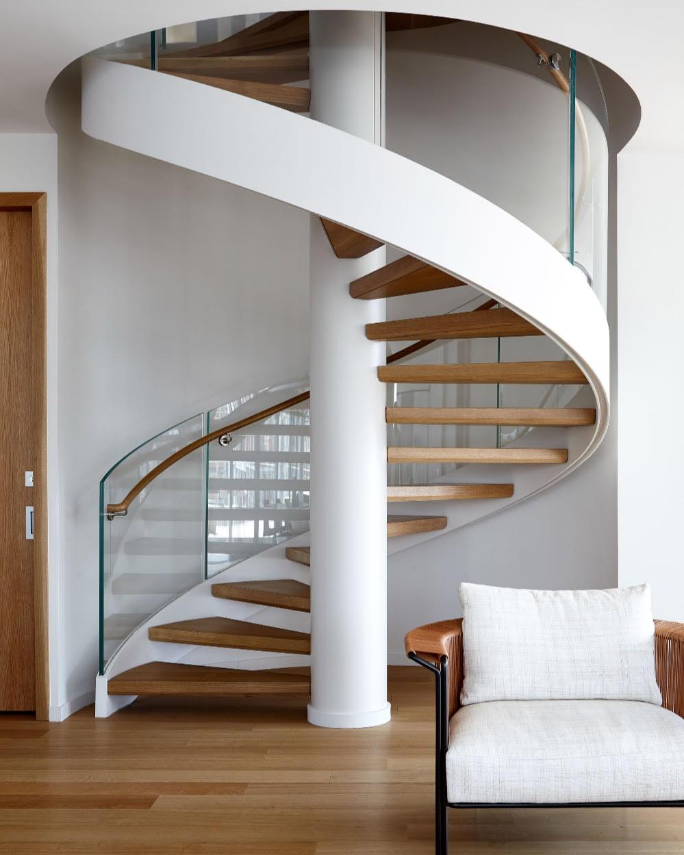 24 - Best Spiral Stairway