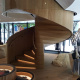Best Spiral Stairway by Parks and Sons