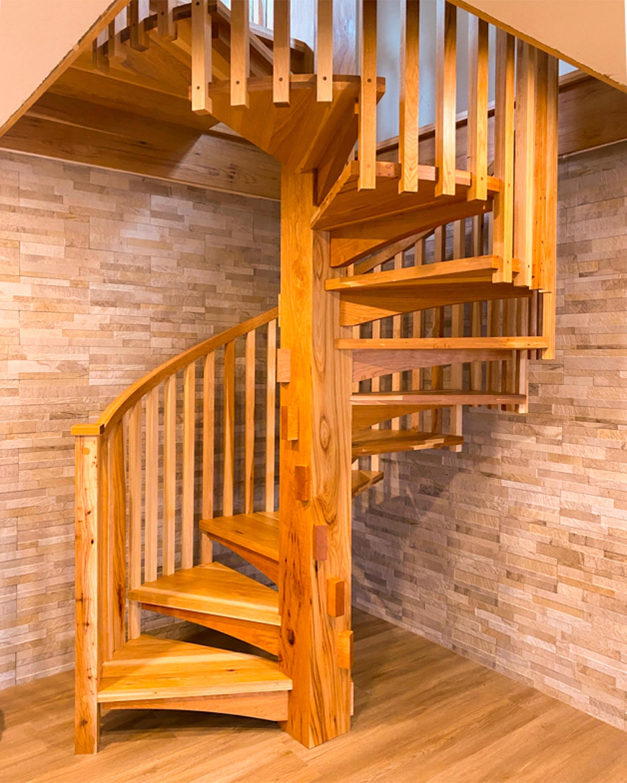 28 - Best Spiral Stairway