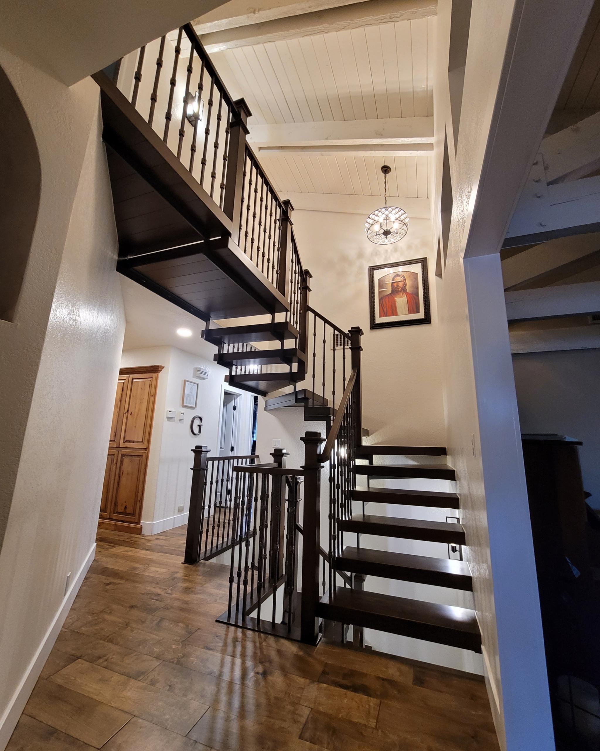 36 -Best Stairway Renovation