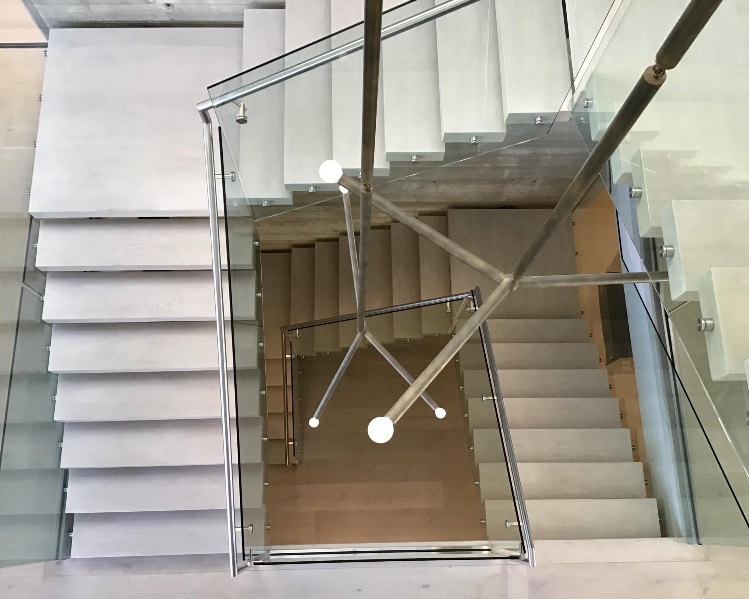 37 - Best Straight Stairway-Modern