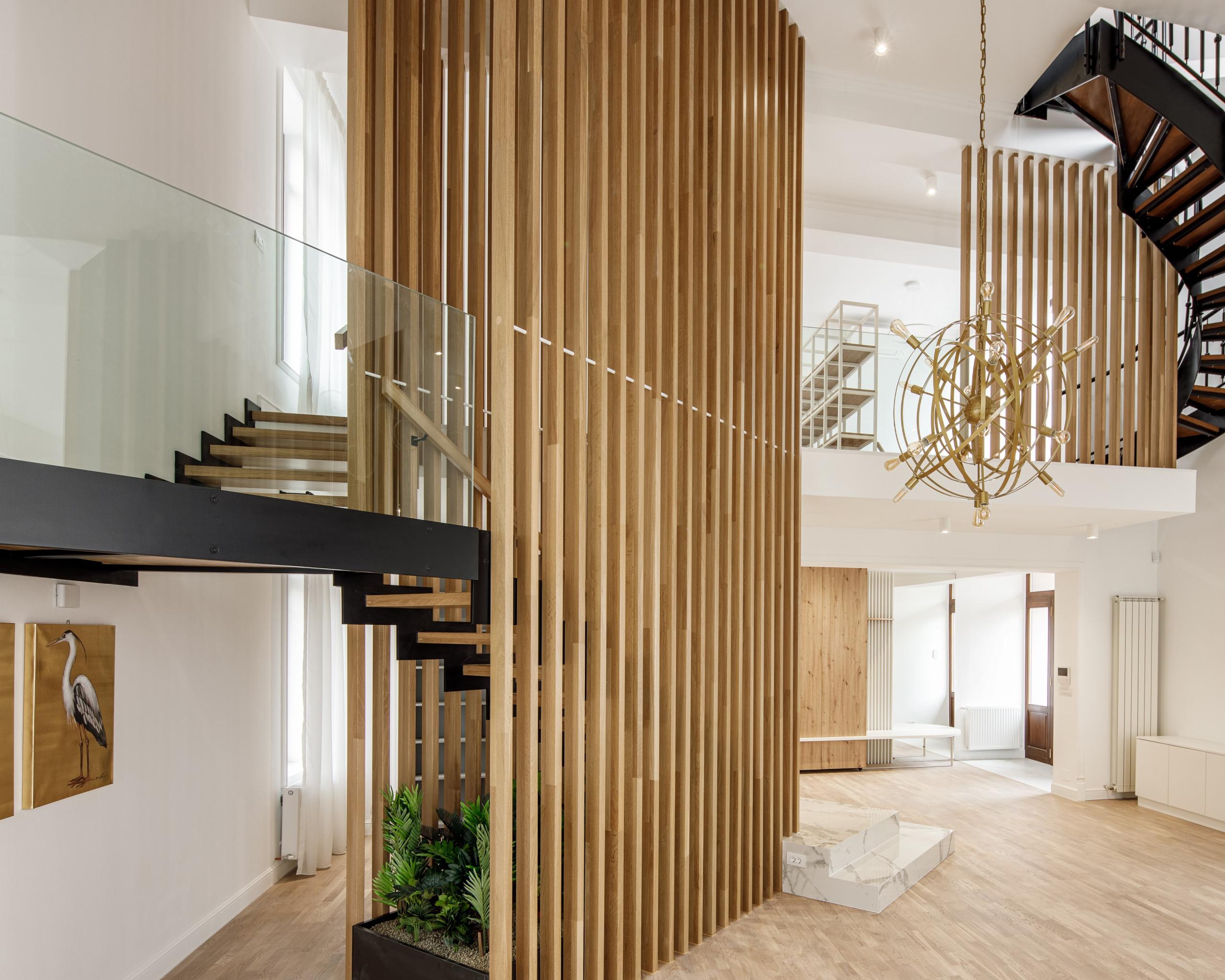 39 - Best Straight Stairway-Modern