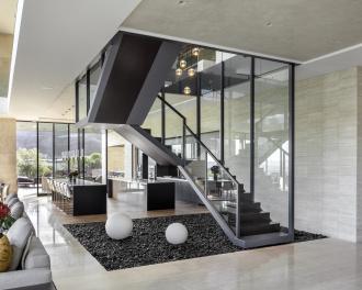 Best Straight Stairway-Modern by JD Stairs