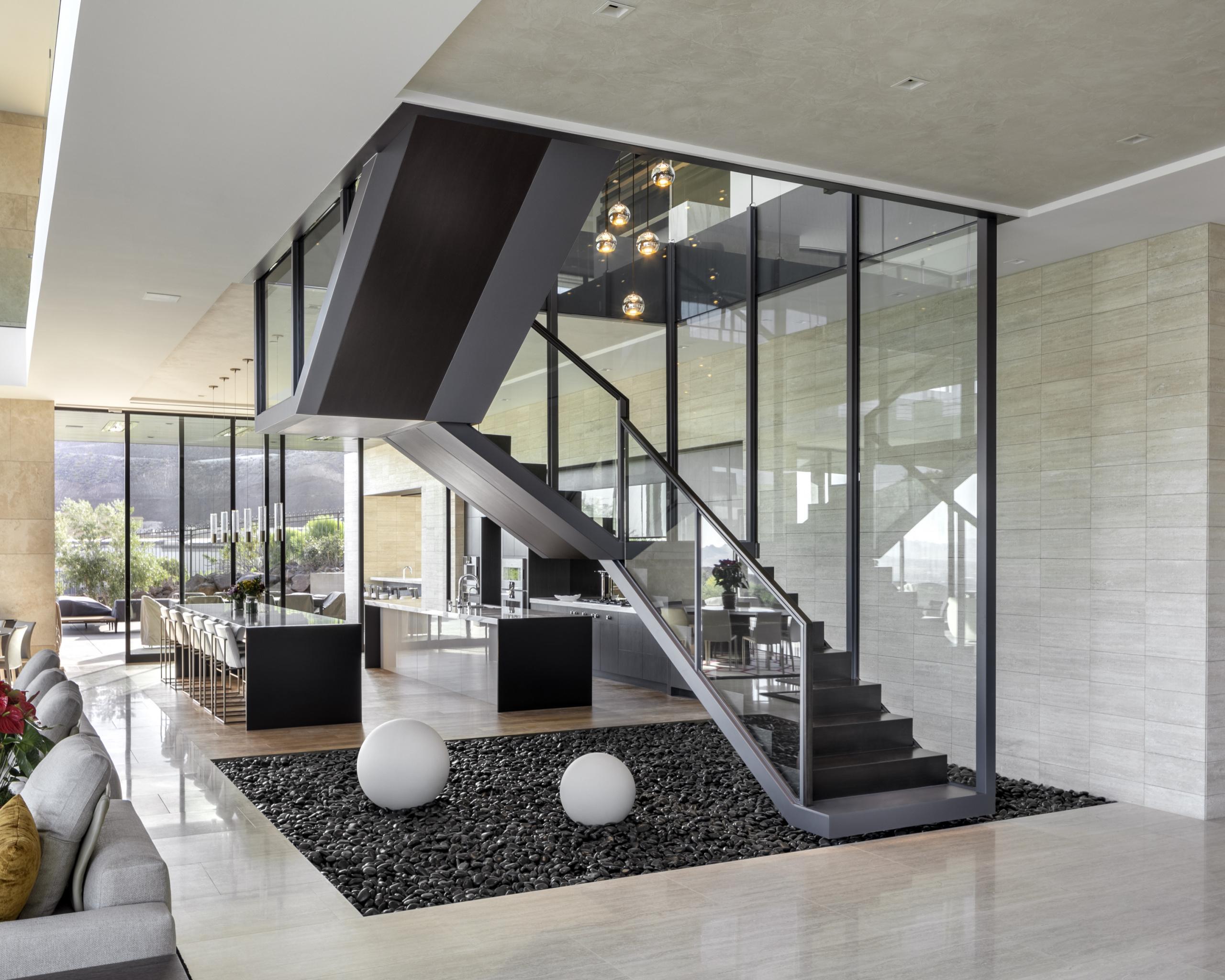 40 - Best Straight Stairway-Modern