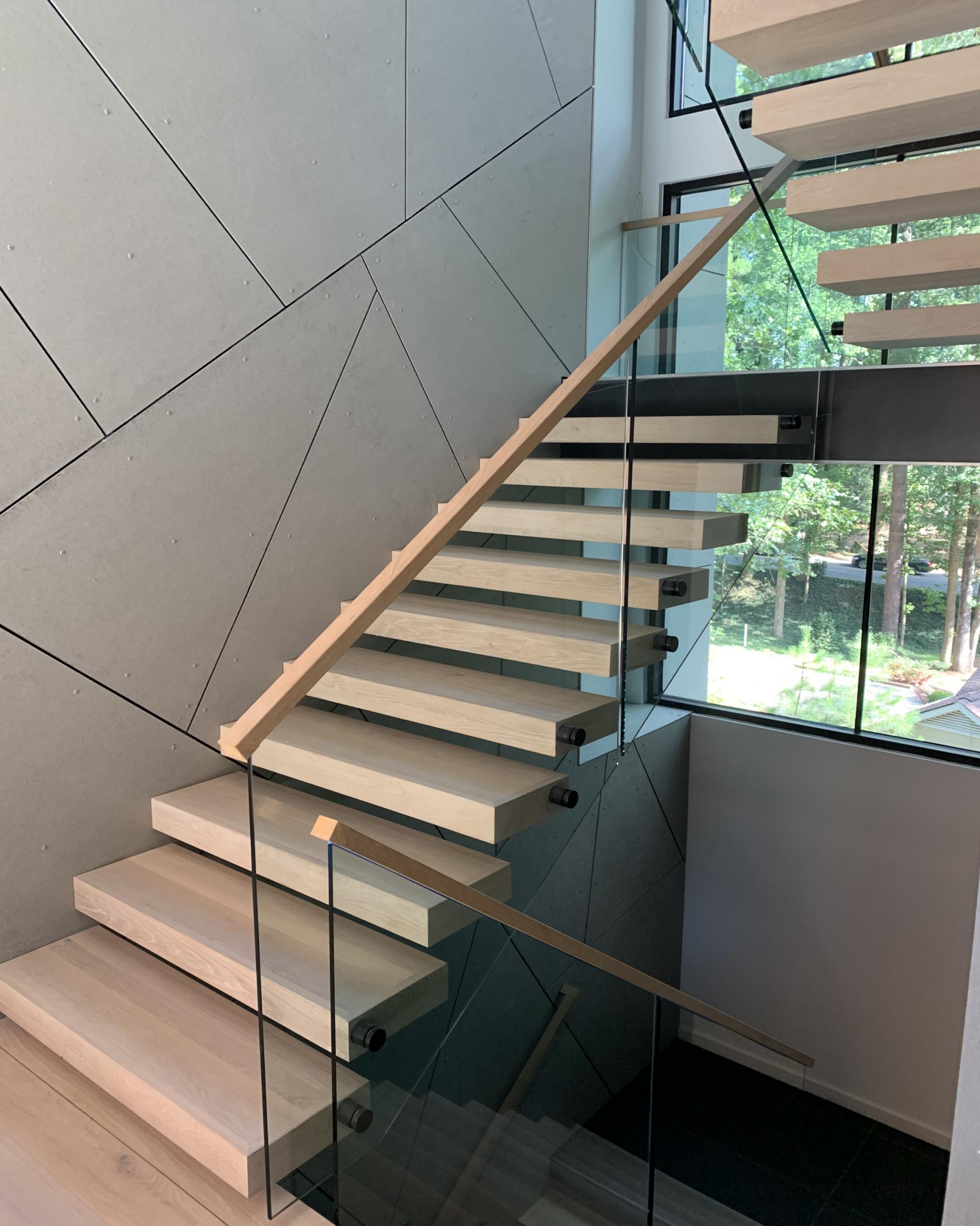 41 - Best Straight Stairway-Modern