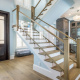 45 - Best Straight Stairway-Traditional